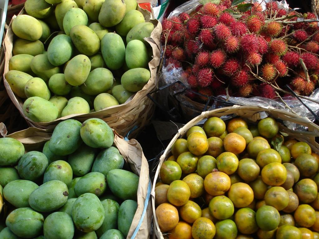 Bali, frukter © Elisabeth Sjöberg Strand