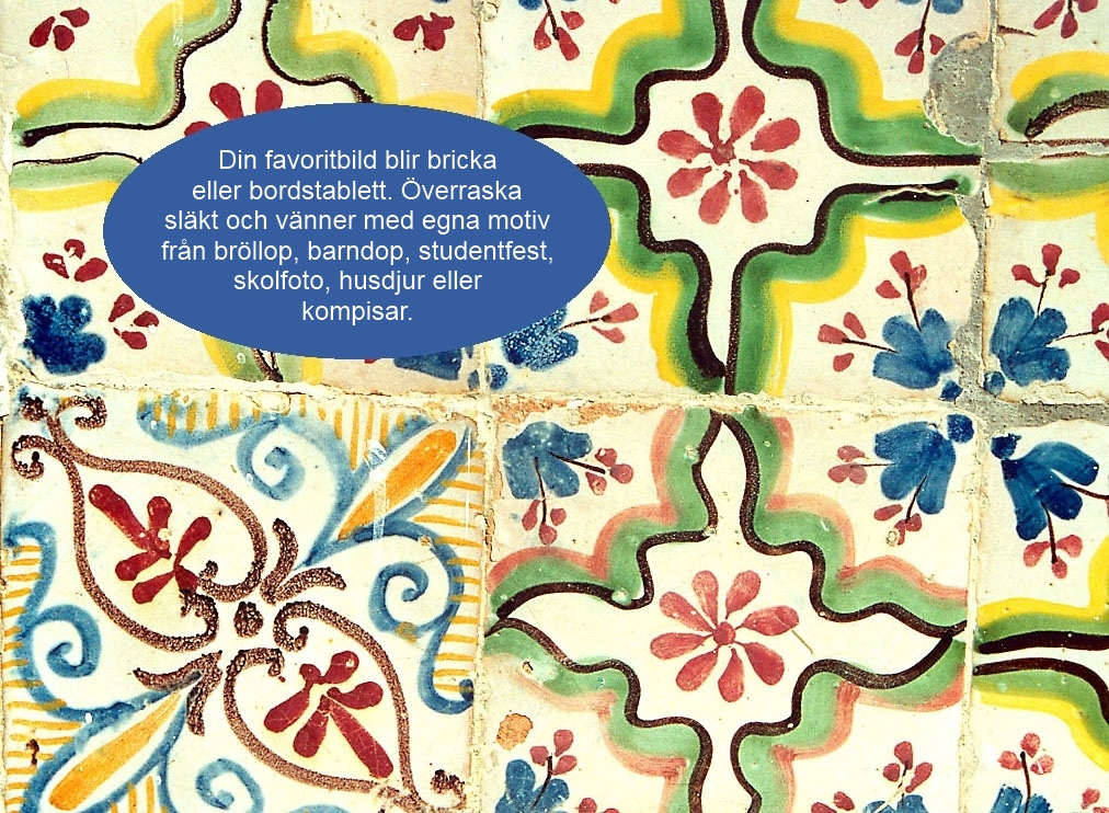 Mosaik. © Elisabeth Sjöberg Strand