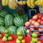 Tobago fruktstånd © Elisabeth Sjöberg Strand
