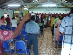 Tobago gospel © Elisabeth Sjöberg Strand